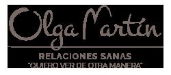 Olga Martín - RELACIONES PERSONALES SANAS